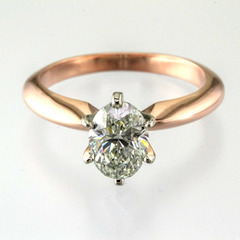 Oval diamond solitaire ring1