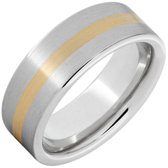 Serinium inlay band