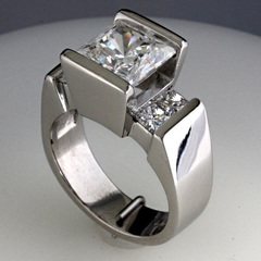 Platinum atencio ventana ring 2